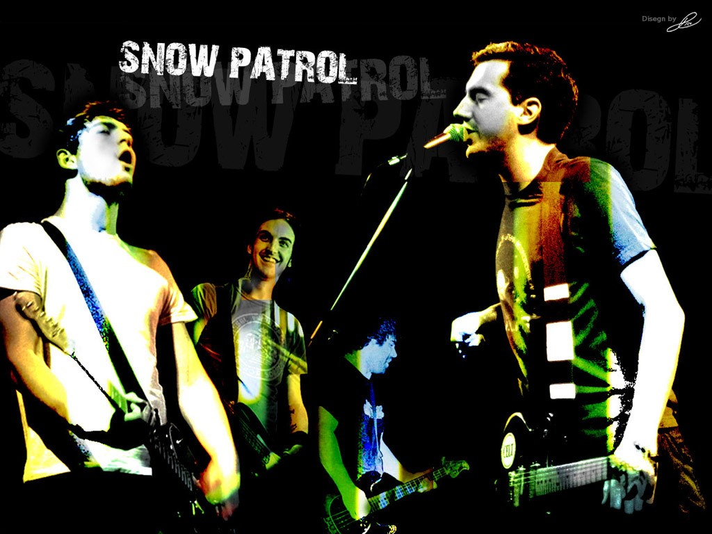 Music Wallpaper: Snow Patrol
