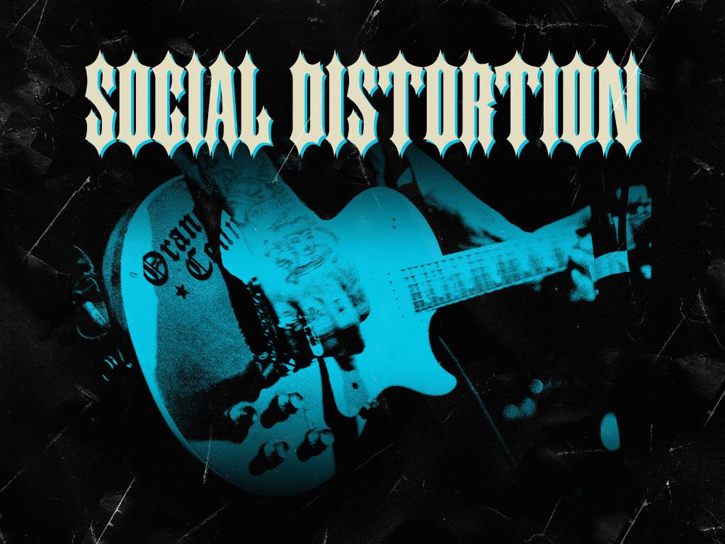 Music Wallpaper: Social Distortion