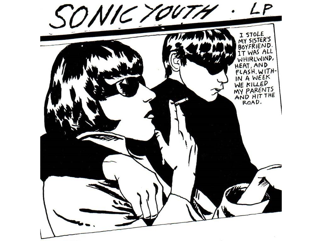 Music Wallpaper: Sonic Youth
