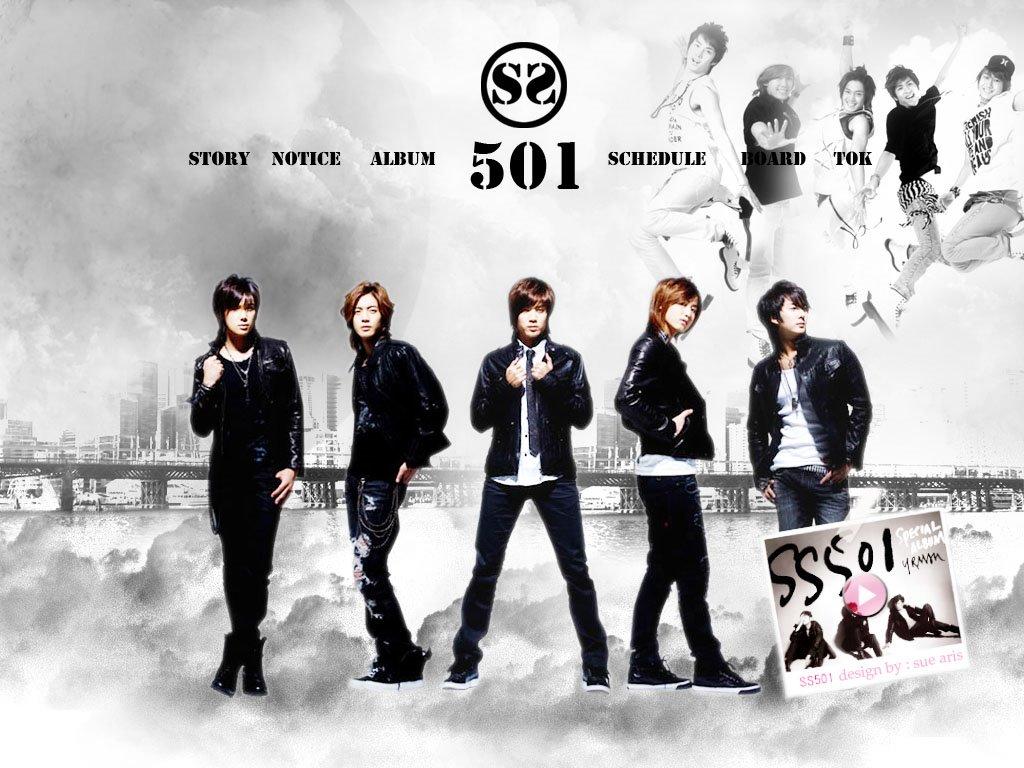 Music Wallpaper: SS501