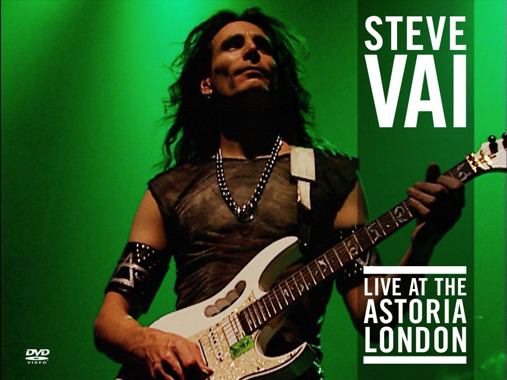 Music Wallpaper: Steve Vai