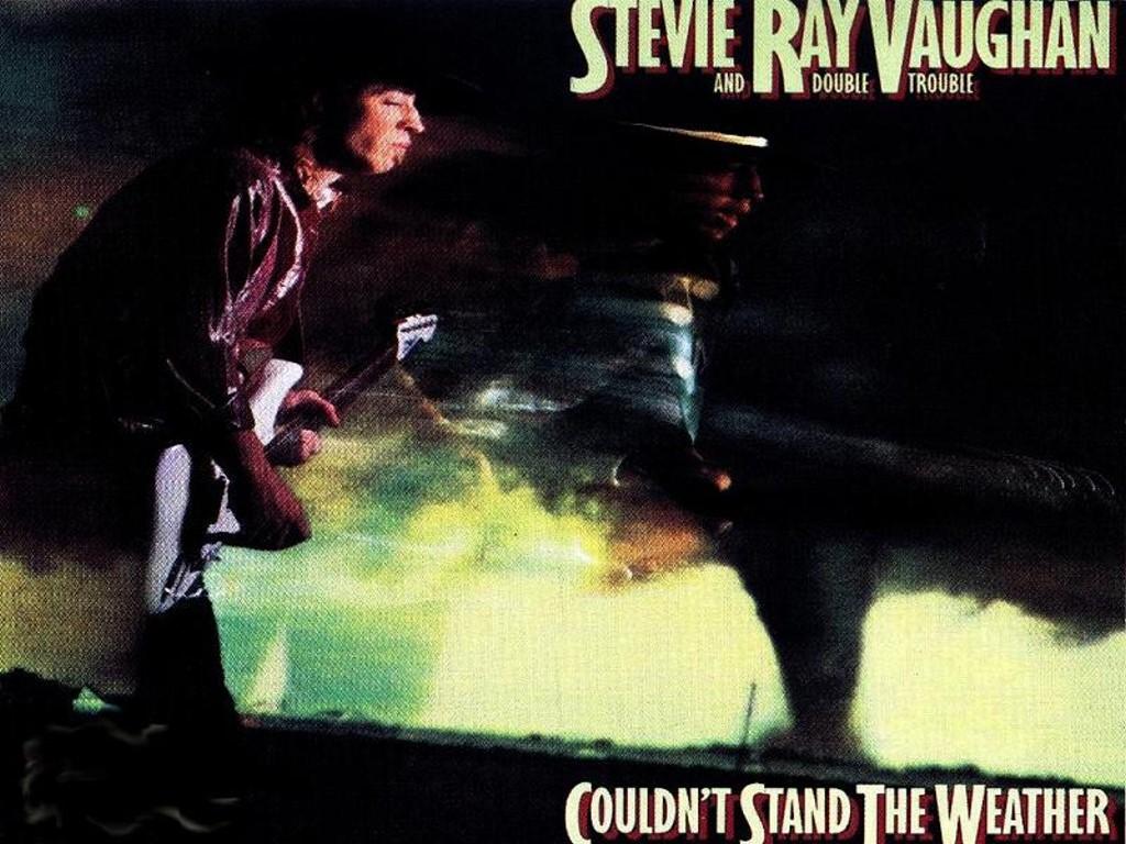Music Wallpaper: Stevie Ray Vaughan