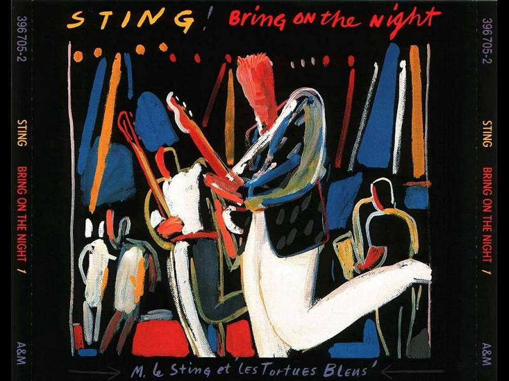 Music Wallpaper: Sting - Bring on the Night