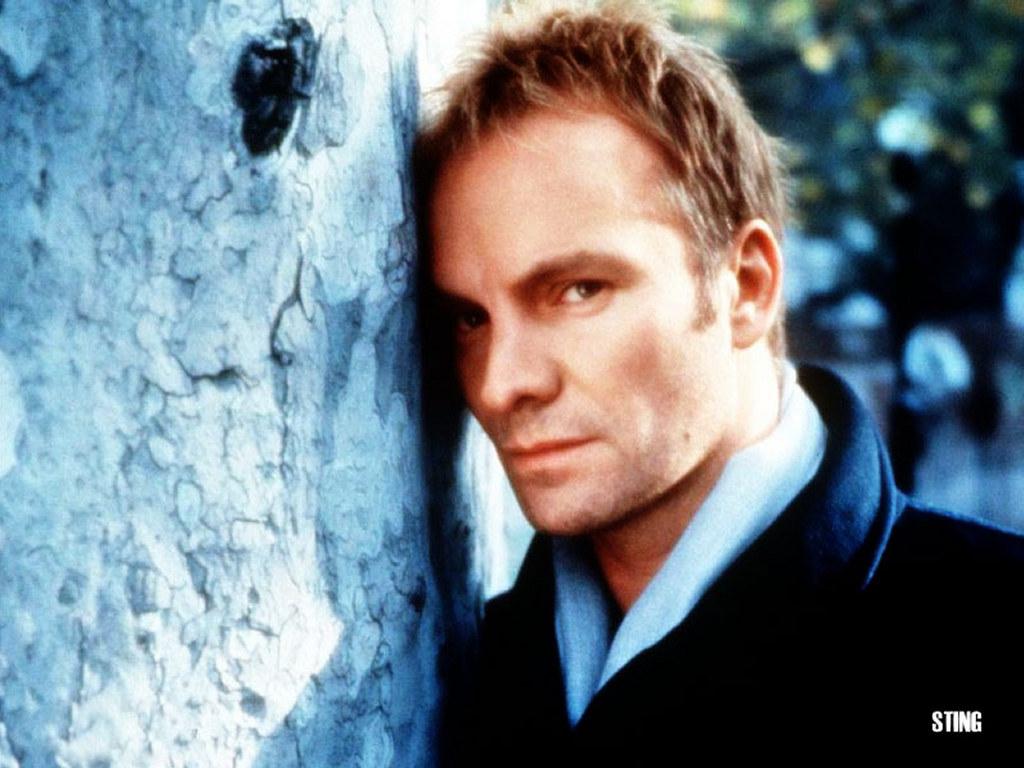 Music Wallpaper: Sting