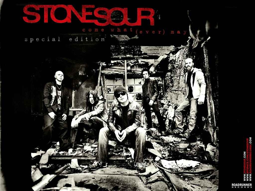 Music Wallpaper: Stone Sour