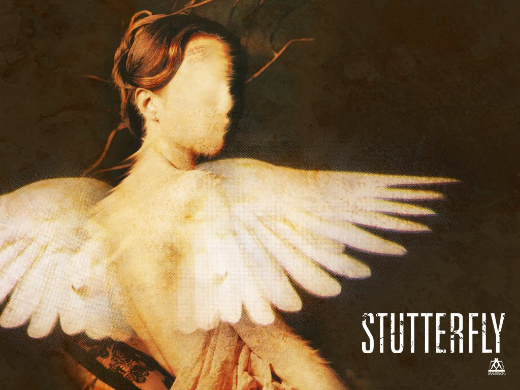 Music Wallpaper: Stutterfly - And We Are Bled of Color