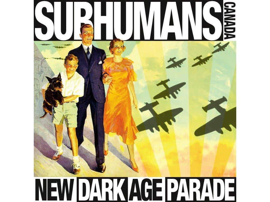 Music Wallpaper: Subhumans
