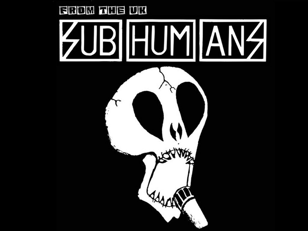 Music Wallpaper: Subhumans