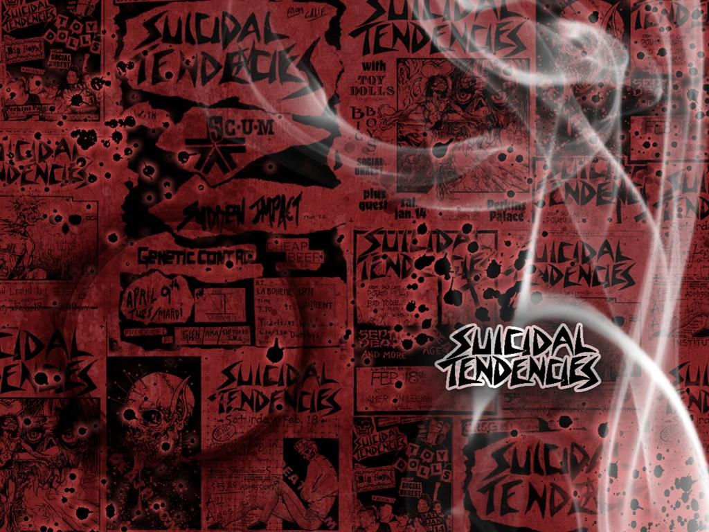 Music Wallpaper: Suicidal Tendencies