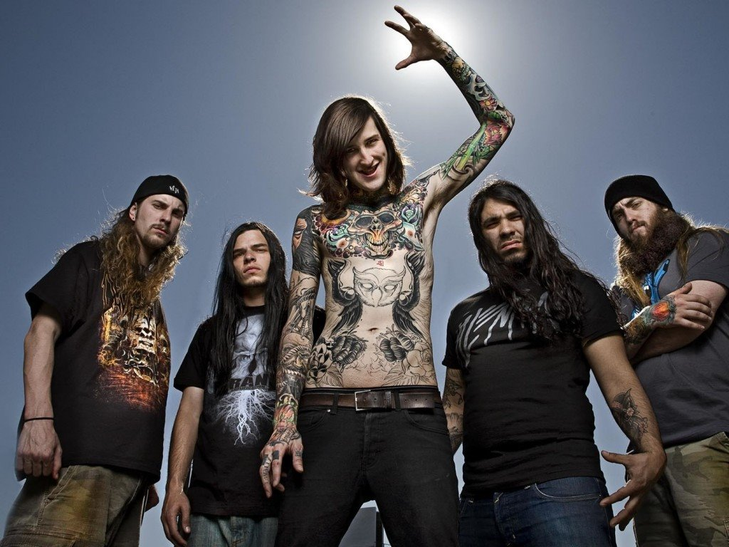 Music Wallpaper: Suicide Silence