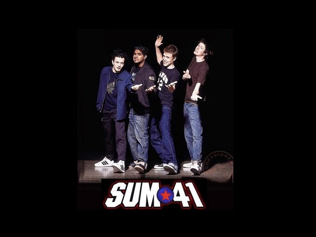 Music Wallpaper: Sum 41