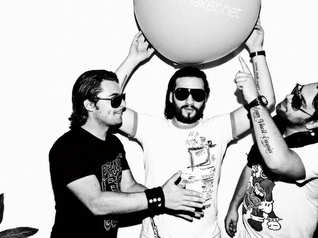 Music Wallpaper: Swedish House Mafia