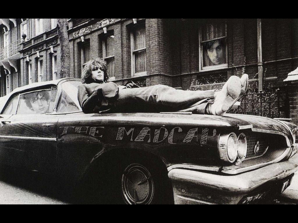 Music Wallpaper: Syd Barrett