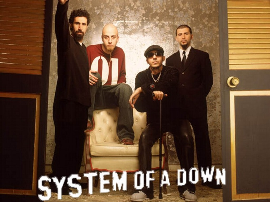 Music Wallpaper: System of a Down