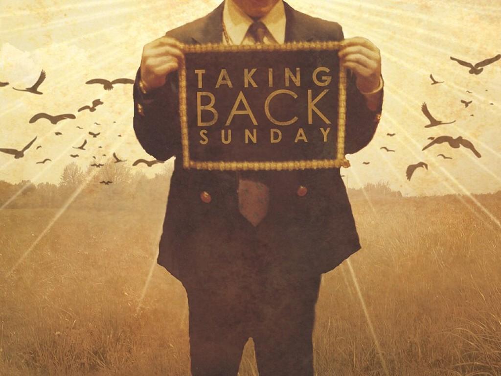 Music Wallpaper: Taking Back Sunday