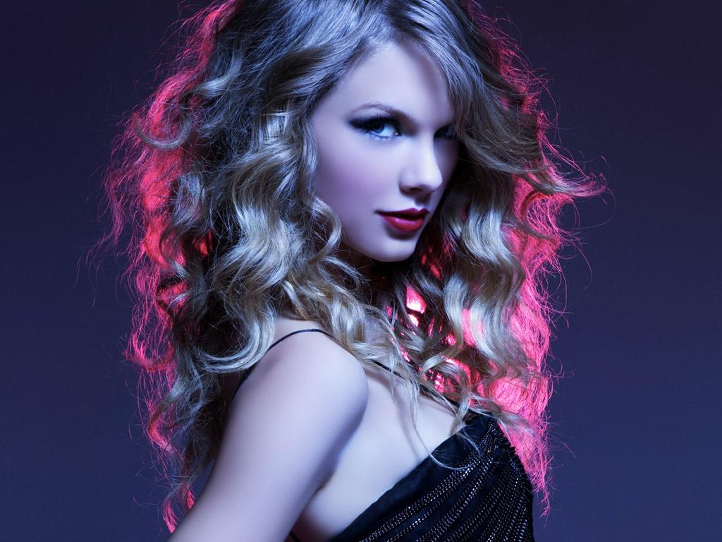 Music Wallpaper: Taylor Swift