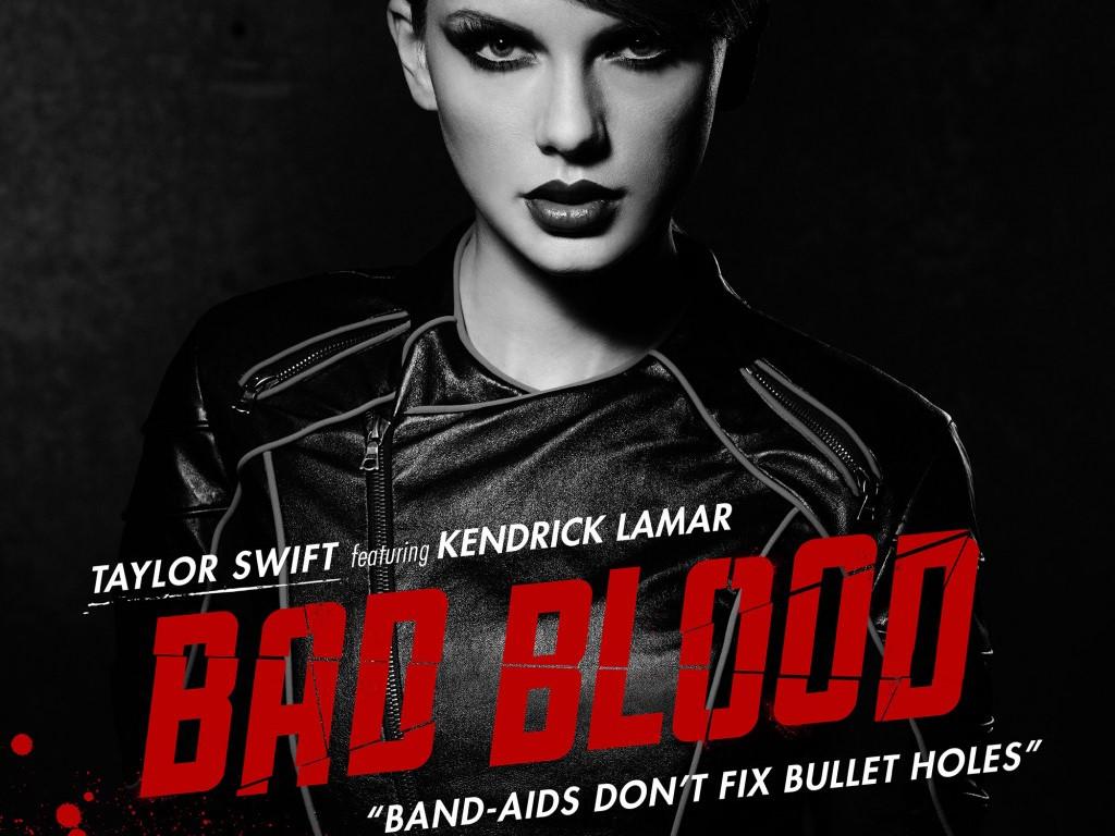 Music Wallpaper: Taylor Swift - Bad Blood