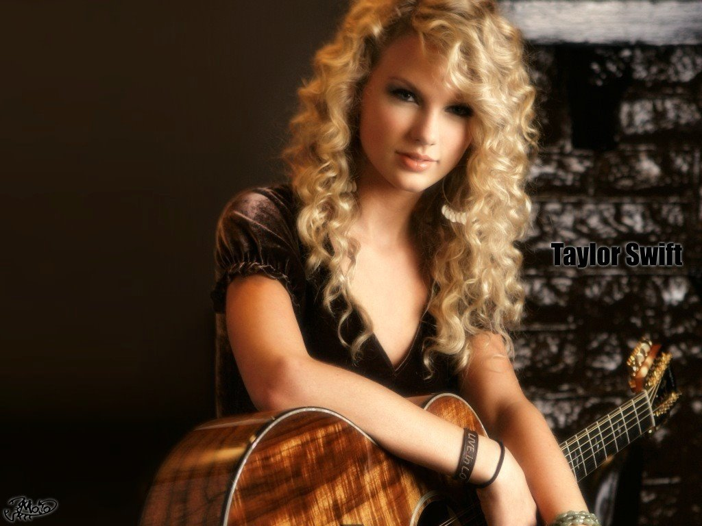 Music Wallpaper: Taylor Swift
