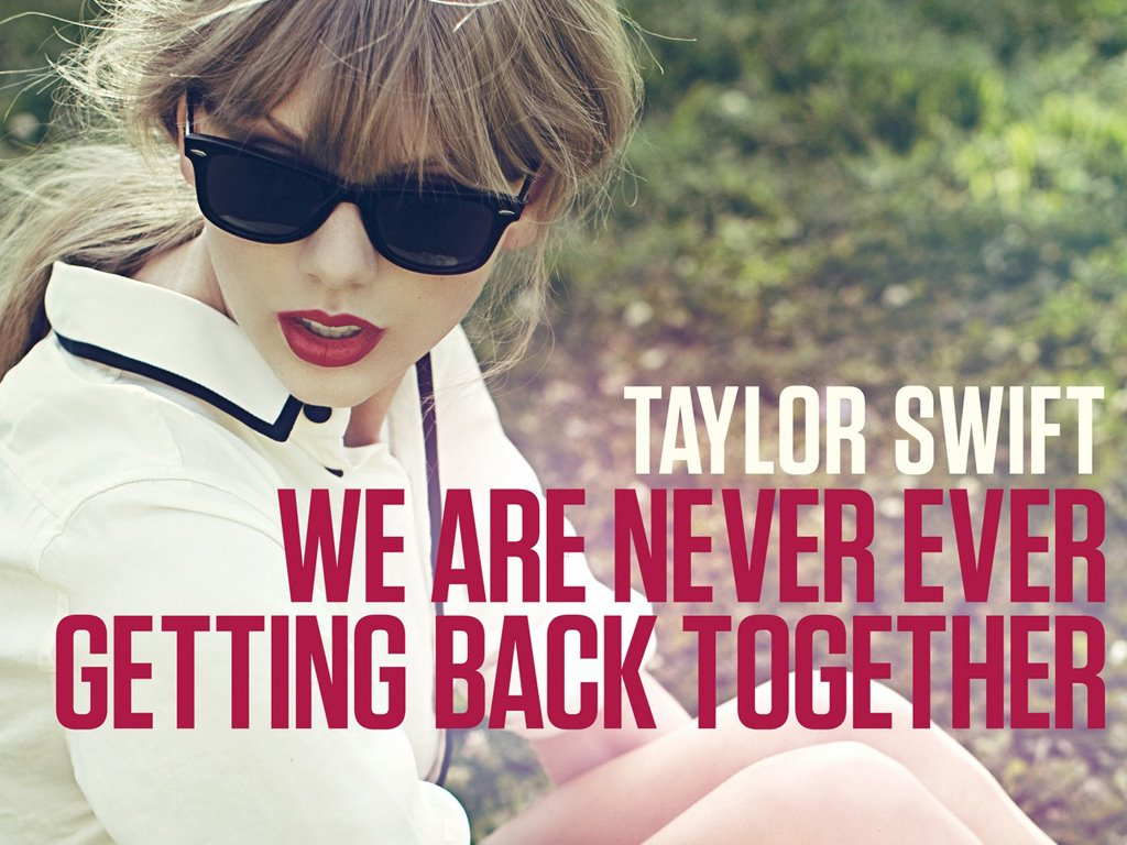Music Wallpaper: Taylor Swift - Red