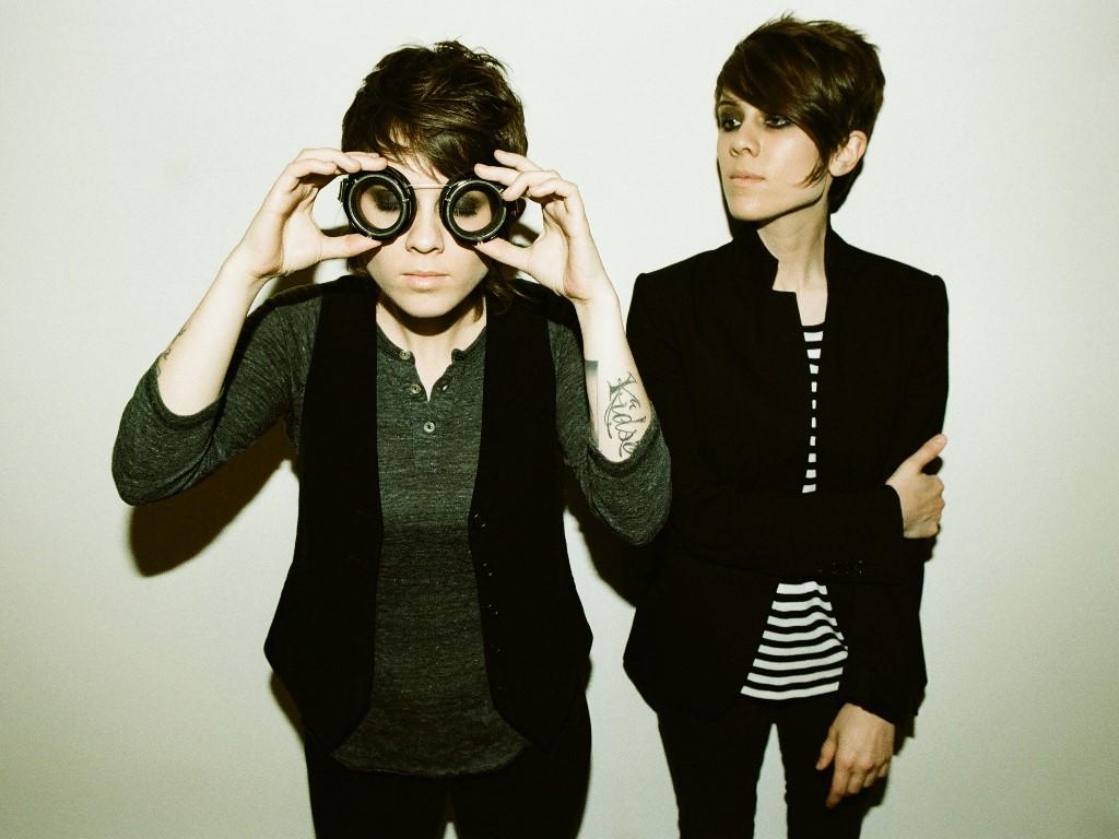 Music Wallpaper: Tegan and Sara