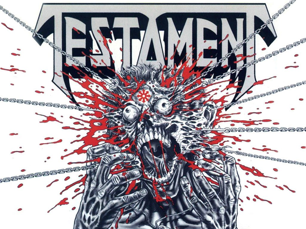 Music Wallpaper: Testament