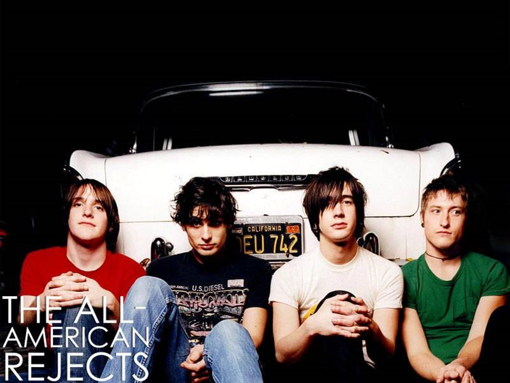 Music Wallpaper: The All-American Rejects