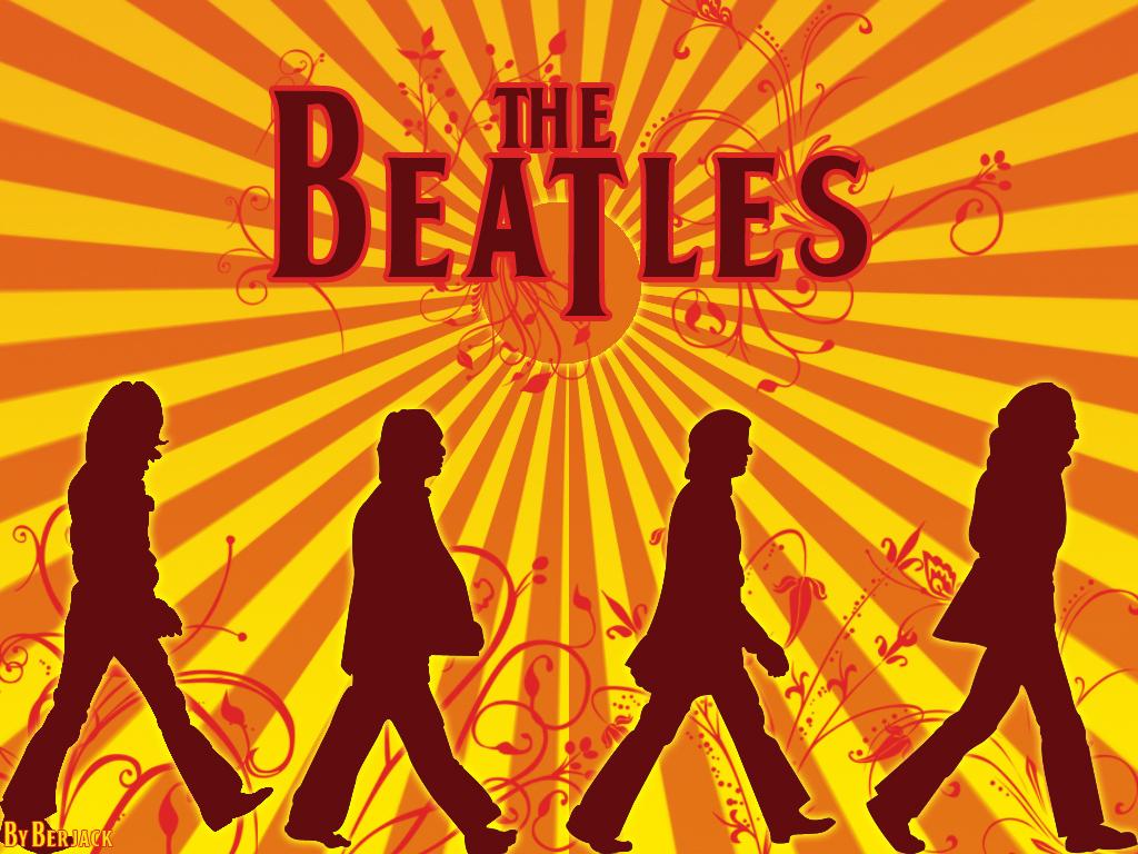Music Wallpaper: The Beatles - Love