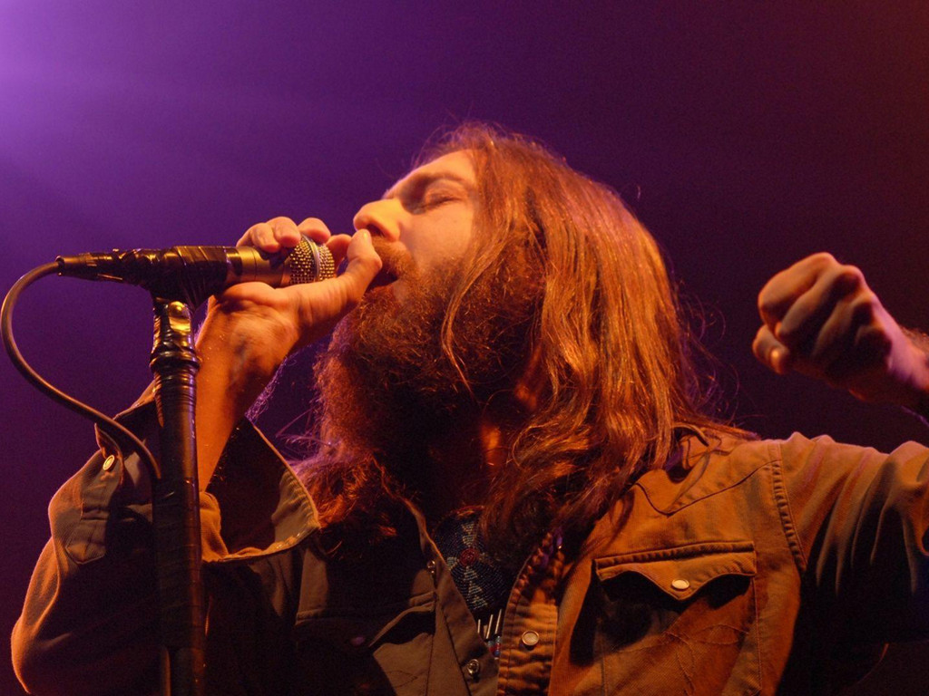 Music Wallpaper: The Black Crowes
