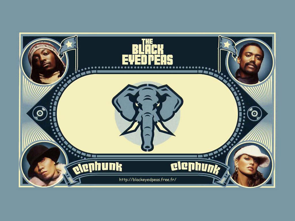 Music Wallpaper: The Black Eyed Peas