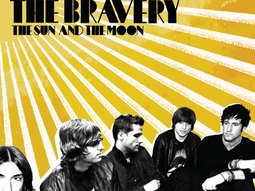 Music Wallpaper: The Bravery - The Sun and the Moon