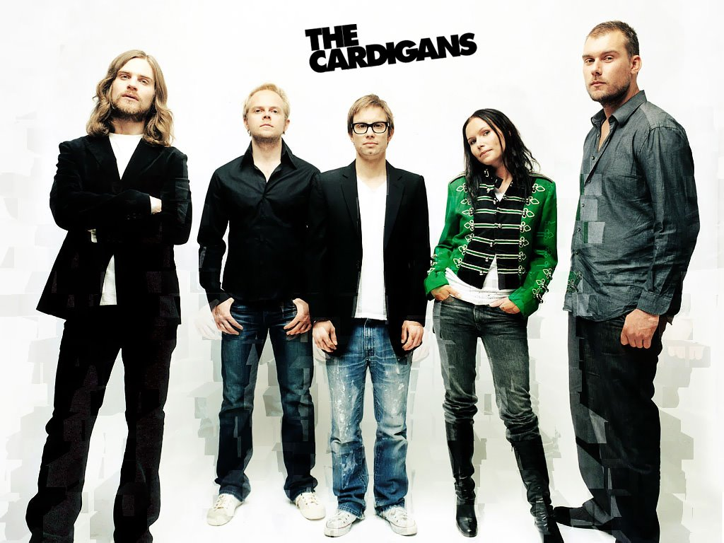 Music Wallpaper: The Cardigans