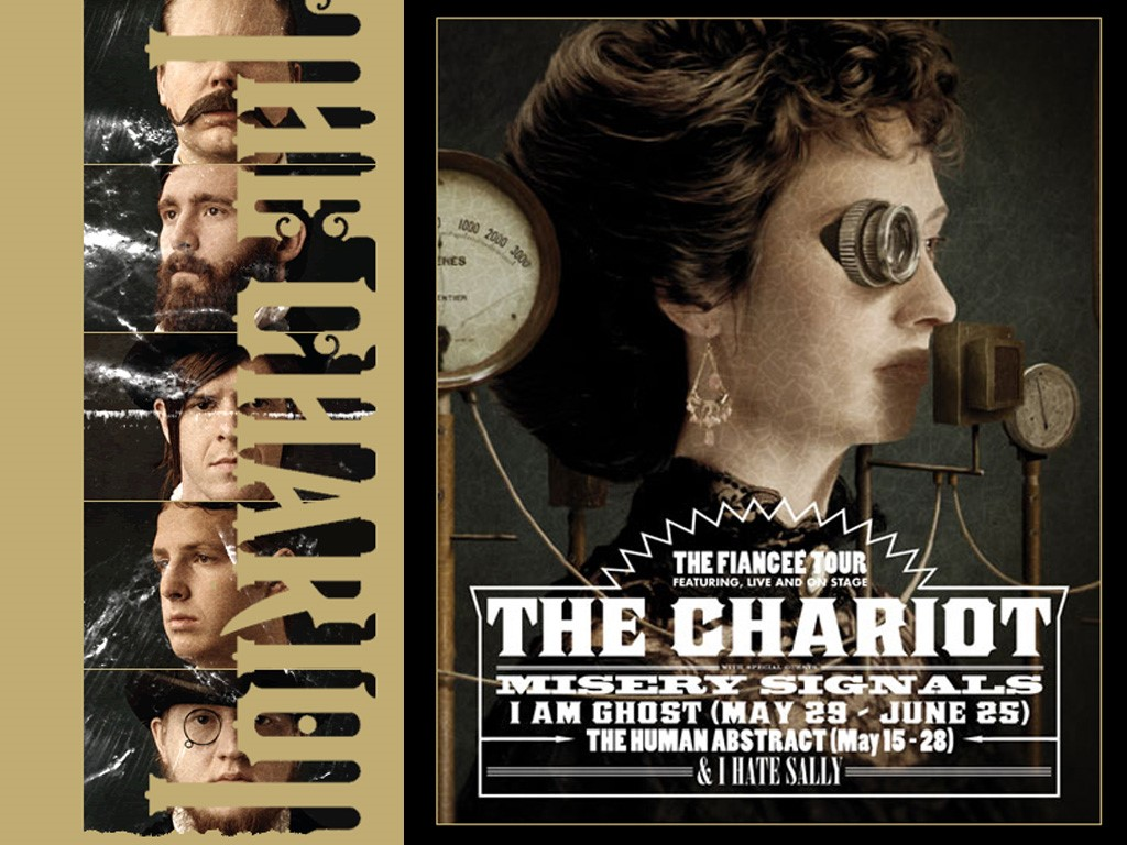 Music Wallpaper: The Chariot