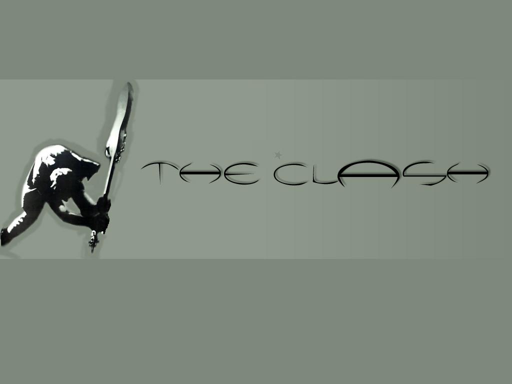 Music Wallpaper: The Clash - London Calling