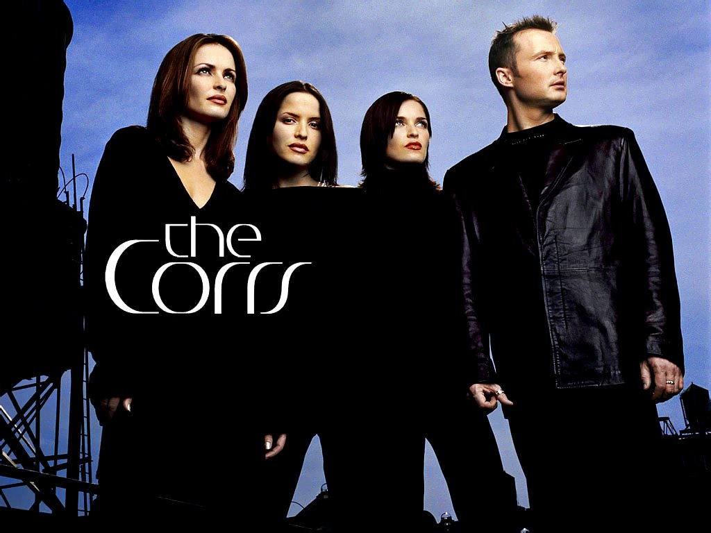 Music Wallpaper: The Corrs