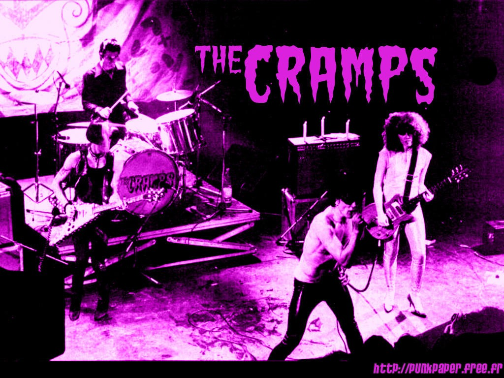 Music Wallpaper: The Cramps