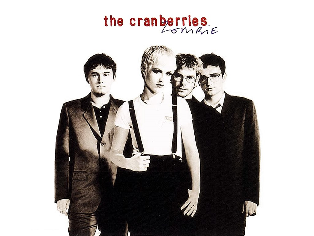 Music Wallpaper: The Cranberries