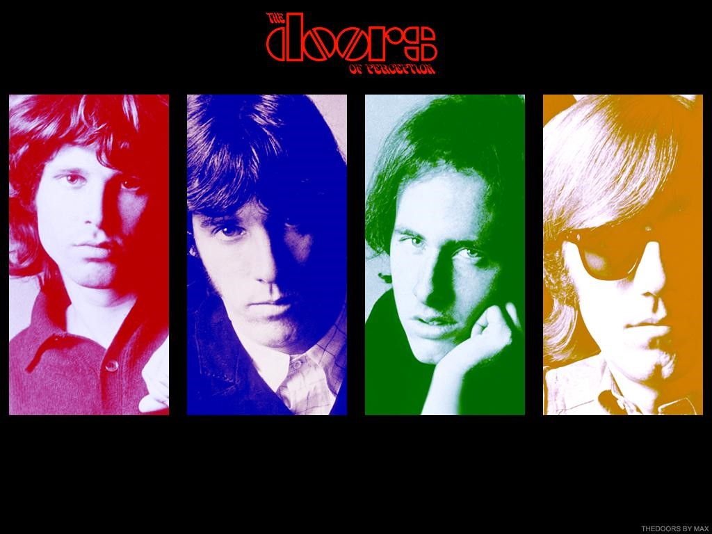 Music Wallpaper: The Doors