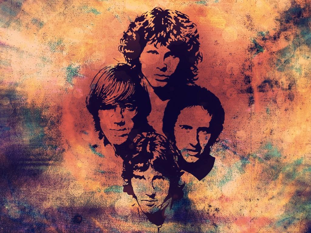 Music Wallpaper: The Doors