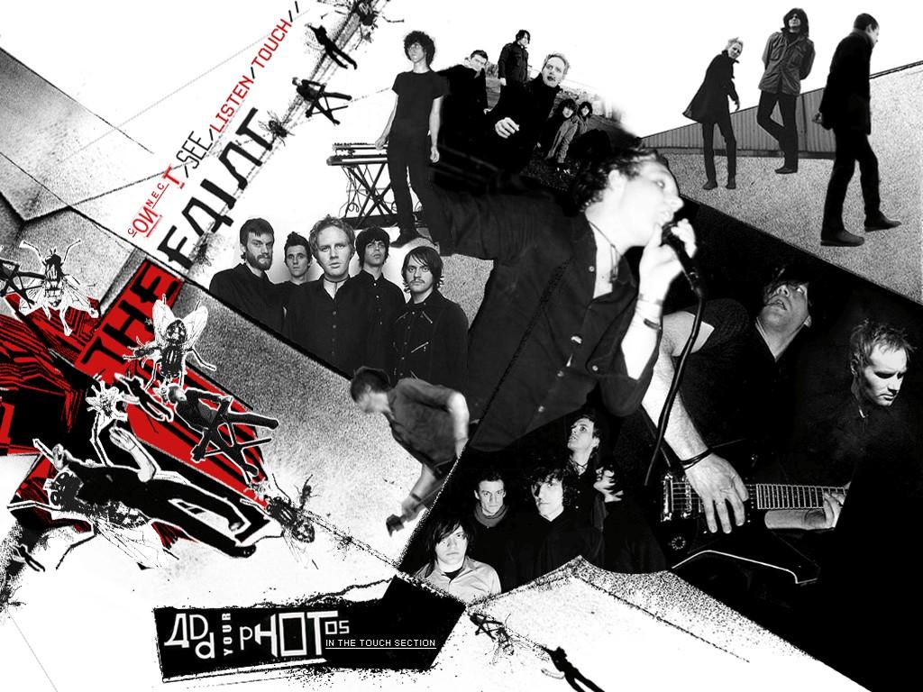 Music Wallpaper: The Faint
