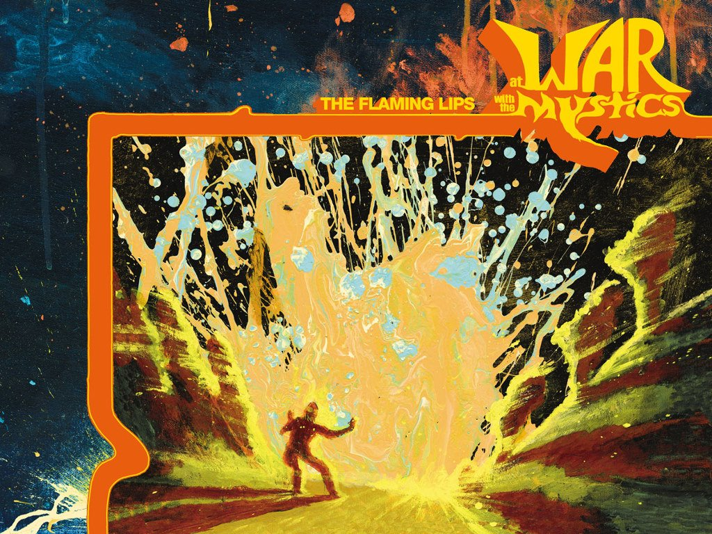 Music Wallpaper: The Flaming Lips