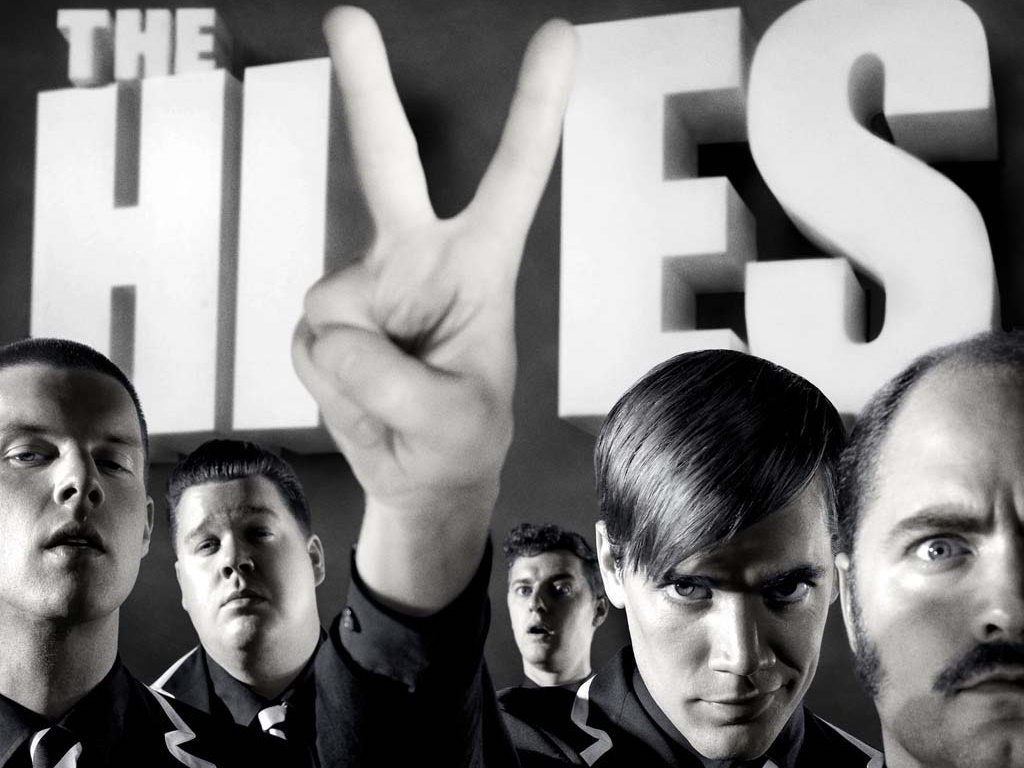 Music Wallpaper: The Hives