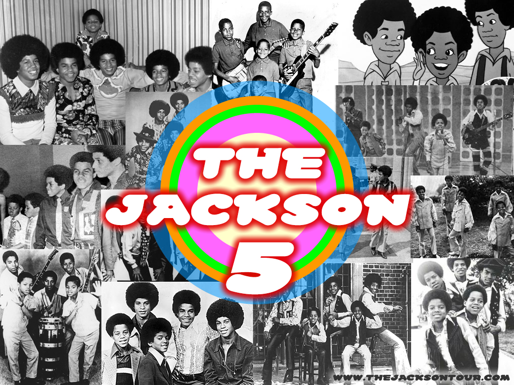 Music Wallpaper: The Jackson 5