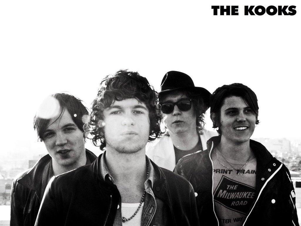 Music Wallpaper: The Kooks