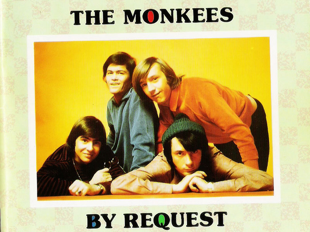 Music Wallpaper: The Monkees