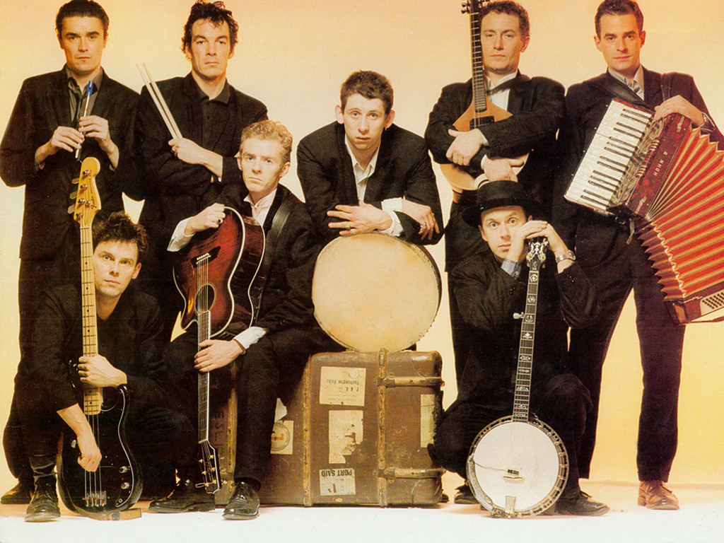 Music Wallpaper: The Pogues