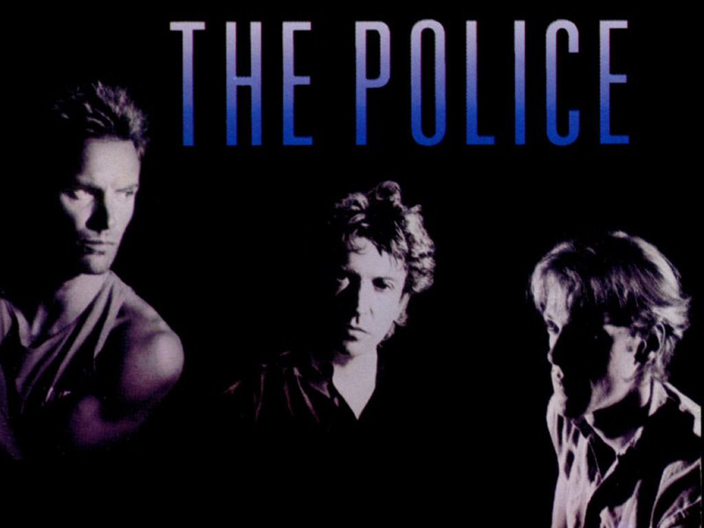 Music Wallpaper: The Police