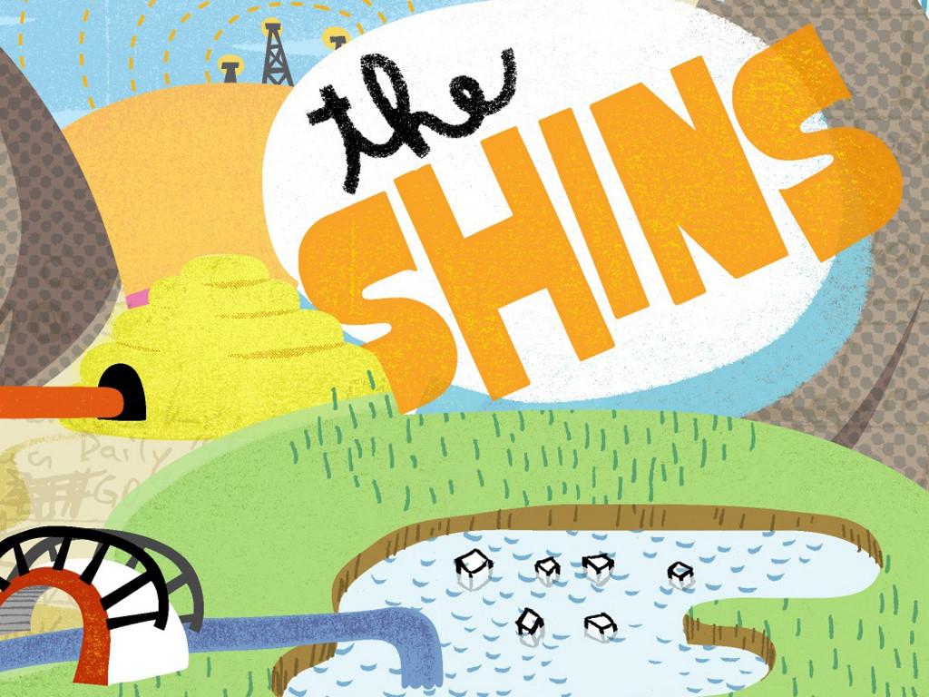 Music Wallpaper: The Shins