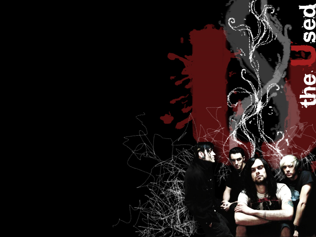 Music Wallpaper: The Used