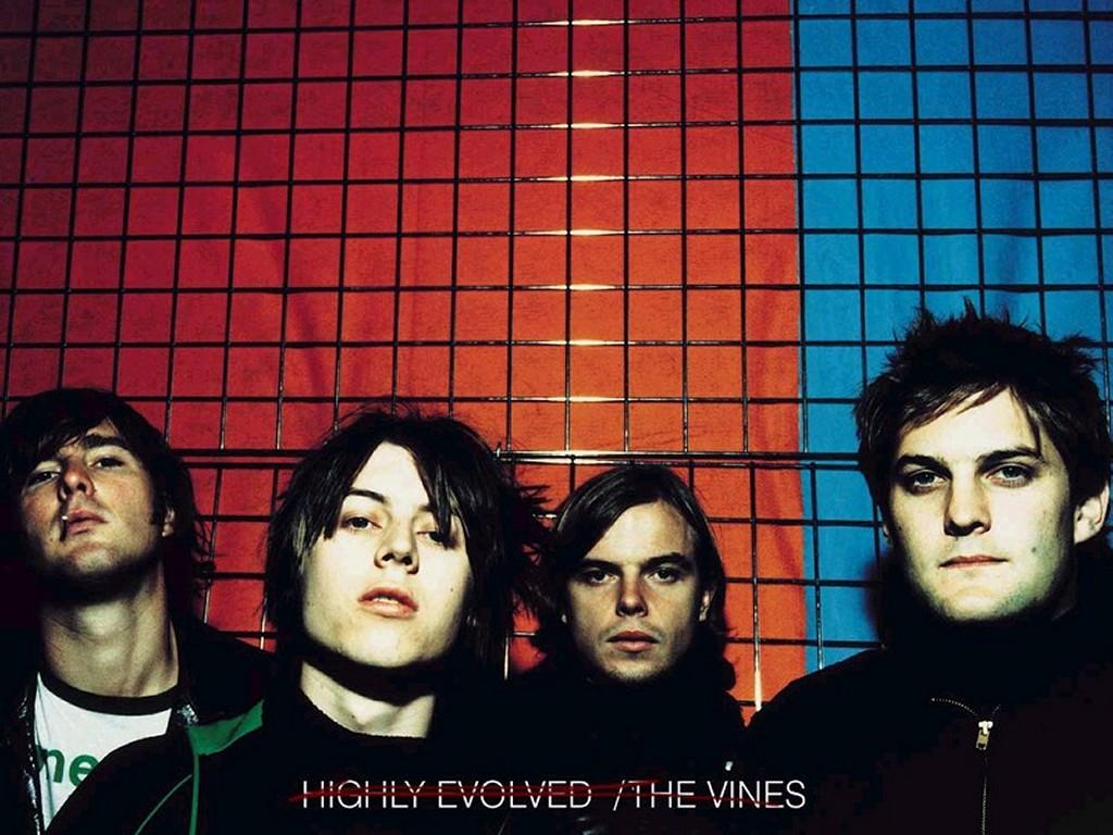 Music Wallpaper: The Vines