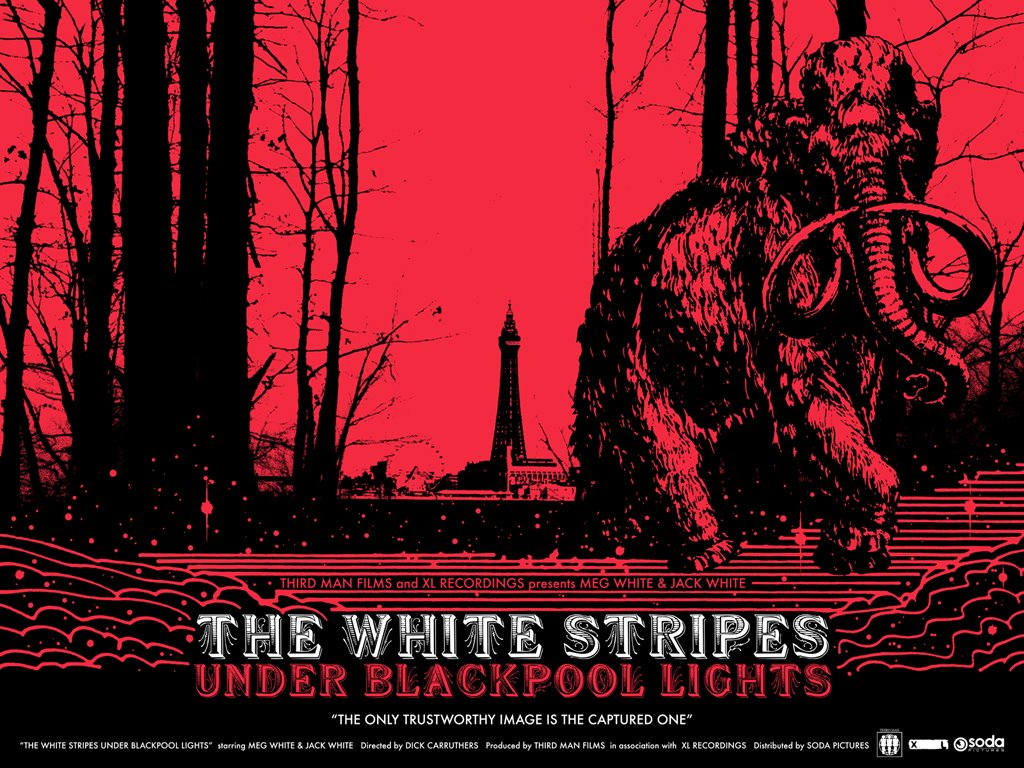 Music Wallpaper: The White Stripes